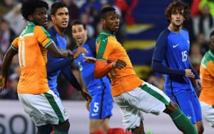 African champions Ivory Coast hold France to 0-0 draw in high-profile international friendly