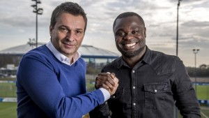 German outfit Schakle 04 appoint Ghanaian-born Gerald Asamoah as club's U23 coach
