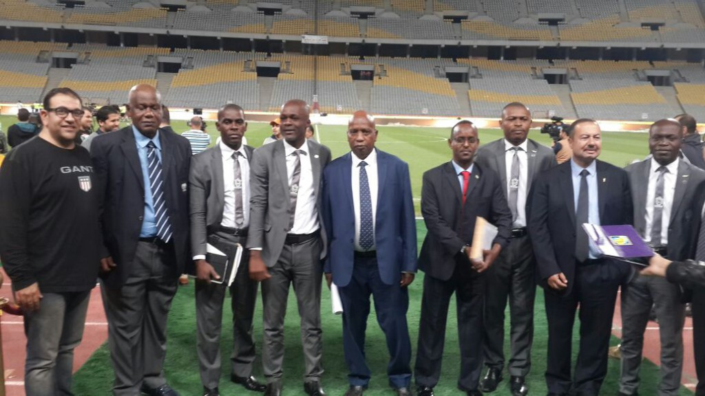 2018 FIFA WC Qualifier: CAF appoint former Nigeria Army General Dominic Oneya as security officer for Egypt-Ghana clash