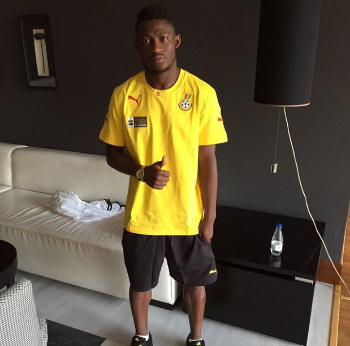 Ex-Ghana U-20 skipper Ibrahim Moro to play for Togo during AFCON 2017