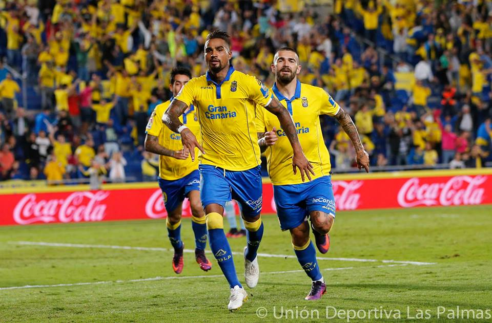 La Liga side Las palmas dealt a huge blow as Kevin Boateng fail to travel for Leganes clash