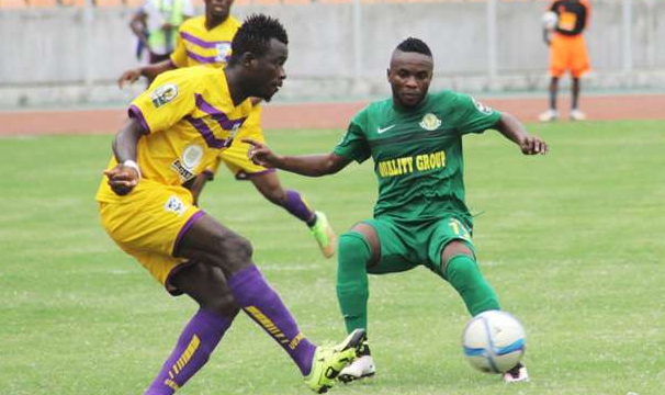 Medeama midfielder Eric Kwakwa expects victory against Liberty Professionals
