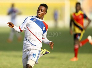 Kotoko won't lose sleep over possibility of missing out on signing Liberty kid Latif Blessing