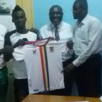 EXCLUSIVE: Hearts of Oak sign striker Bright Lukman for three years