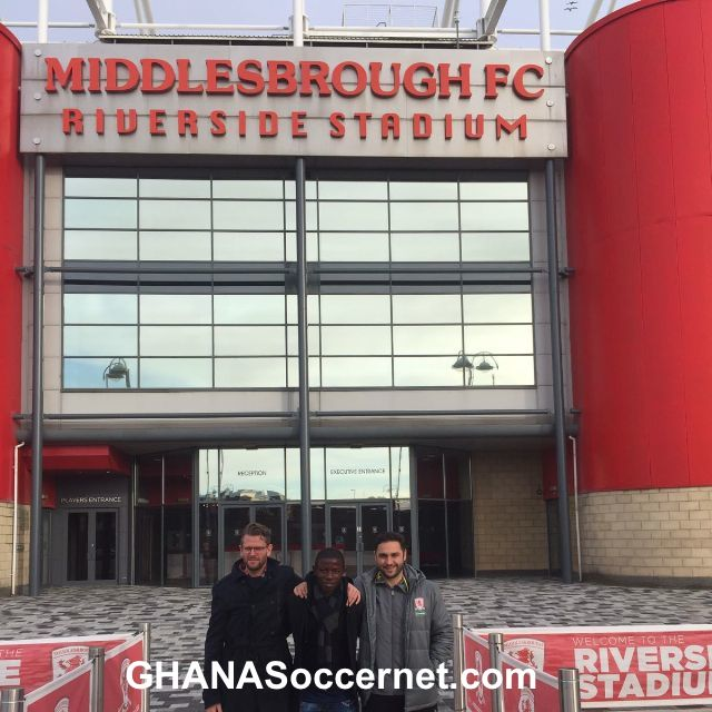 EXCLUSIVE: Okyeman Planners super kid William Opoku Asiedu lands at the Riverside to seal Middlesbrough move