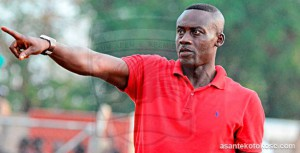 Michael Osei insists he's in charge of Kotoko's recruitment
