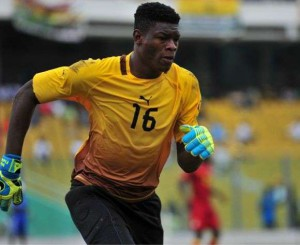 Ex-Hearts goalie Seidu Mutawakilu set to sign contract with Nigerian side Enugu Rangers after successful trial