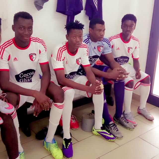 EXCLUSIVE: WAFA SC capture New Edubiase United defender Musah Nuhu