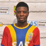 Kotoko-bound Ollenu Ashitey determined to blossom moving from Hearts