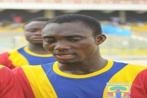 Ex-Hearts defender Joseph Owusu Bempah back on the radar of Premier League new boys Elmina Sharks