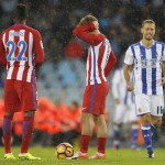 Ghana ace Thomas Partey makes late appearance in Atletico Madrid defeat in La Liga