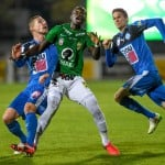 Goal-merchant Raphael Dwamena scores again to highlight imperious form in Austria