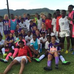 Black Princesses trounce South Side Comets 8-0 in pre-FIFA U20 Women's World Cup friendly
