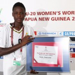 Sandra Owusu Ansah wins Player of the Match in disappointing Black Princesses draw