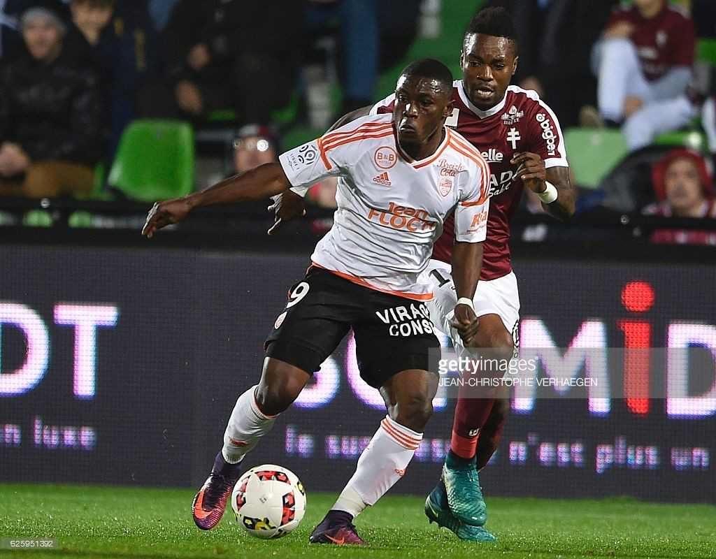 Black Stars attacker Majeed Waris ends NINE-MONTH goal-drought in French Ligue 1 with a strike against Metz