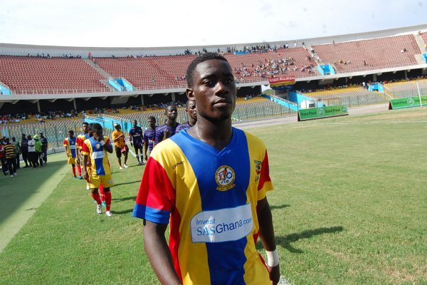 Hearts of Oak yet to receive Winful Cobbinah ITC from Saudi federation
