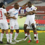 VIDEO: Richard Gadze scores brace as Delhi Dynamos maul FC Goa in Indian Super League