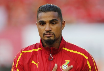 Sassuolo ace Kevin-Prince Boateng explains decision to represent Ghana over Germany