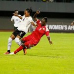2016 Africa Women Cup of Nations: Black Queens off to a flying start with 3-1 win over Kenya