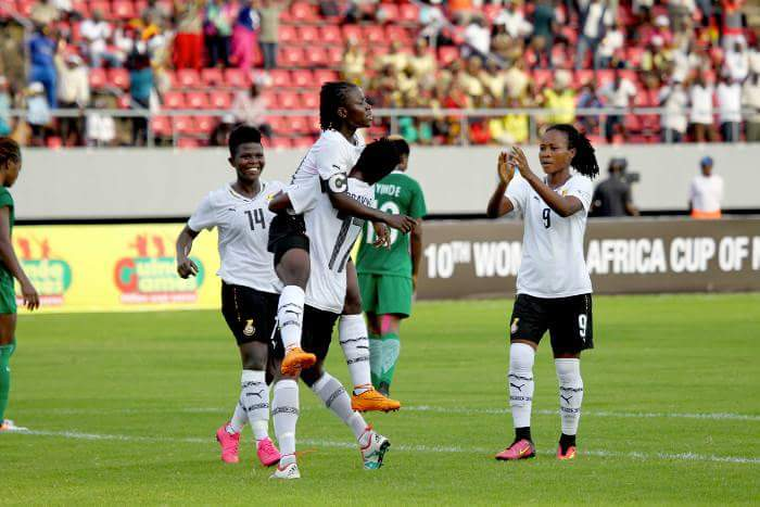 2016 WOMEN'S AFCON: Ghana pip South Africa to win bronze