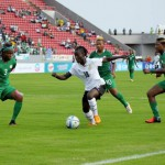 2016 WOMEN'S AFCON: Cameroon pip Ghana to qualify for finals