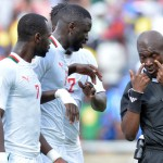 CAF confirms three-month ban on Ghanaian referee Lamptey over dodgy Senegal penalty