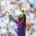 Black Stars goalie Richard Ofori set to sign three-year deal with African champions Mamelodi Sundowns