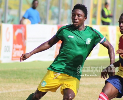 Aduana Stars captain Godfred Saka sets date for injury return