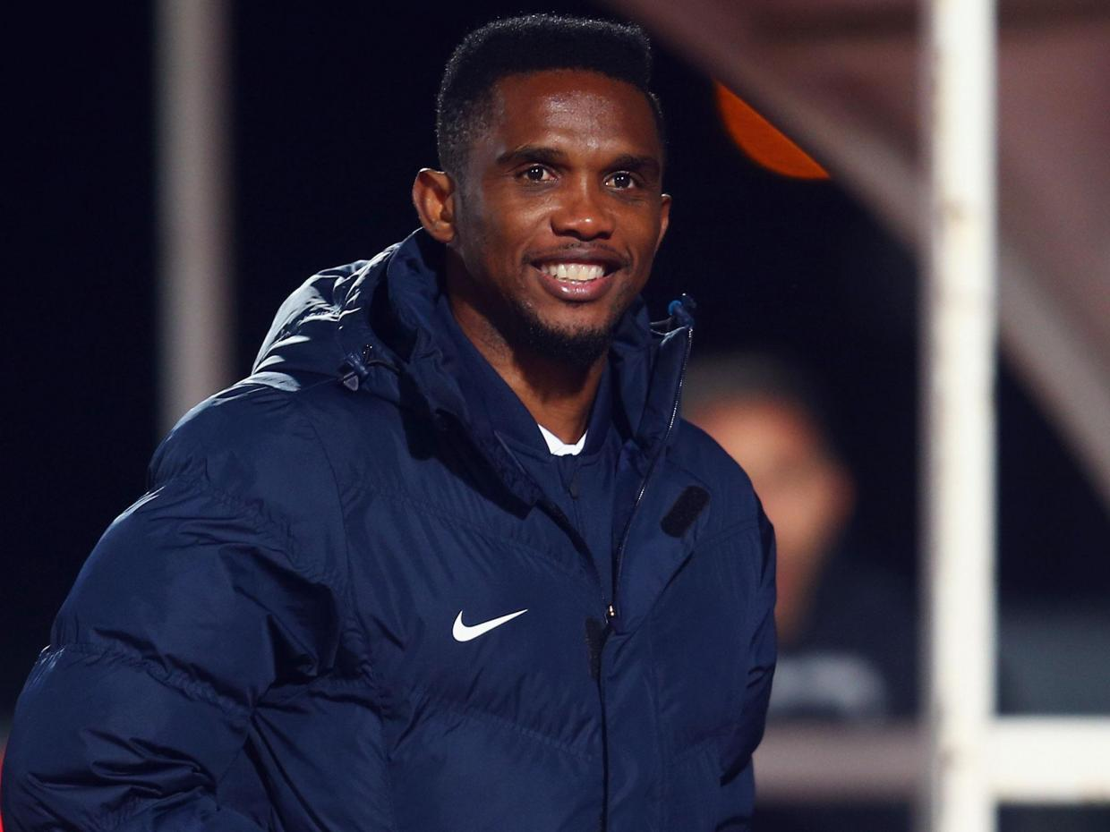 Samuel Eto'o urges Africa to heed to safety measures  amid coronavirus outbreak