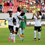 African Women's Championship: Black Queens earn vital point against Nigeria