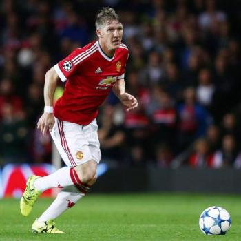 MAN. UNITED, Mourinho on Schweinsteiger: \