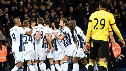 West Brom 3-1 Watford: Pereyra Off as In-Form Baggies Ease Past Hornets in Feisty Encounter