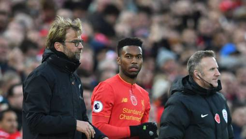 Former Reds Ace Believes Jurgen Klopp Is Right for Not Wanting to Sell Daniel Sturridge