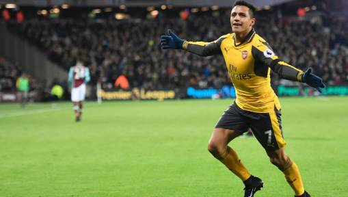 West Ham 1-5 Arsenal: Alexis Sanchez Leads Gunners to Emphatic Victory Over Struggling London Rivals