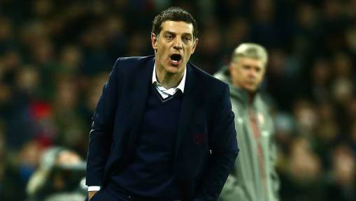 Slaven Bilic Admits West Ham Are in a Relegation Dog Fight After Home Defeat to Arsenal