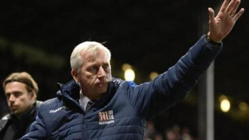 Alan Pardew Thanks Crystal Palace Chairman for Support Following 3-0 Win Over Southampton