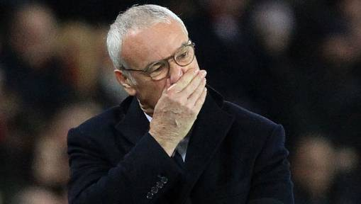 Leicester City Boss Claudio Ranieri Admits the Champions Are in a Relegation Scrap After Away Loss