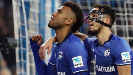 Stoke Targeting Schalke Striker Maxim Choupo-Moting in January Transfer Window