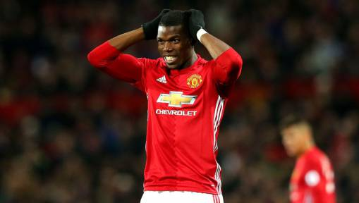 Manchester United Star Paul Pogba Reveals His 4 Footballing Idols Growing Up