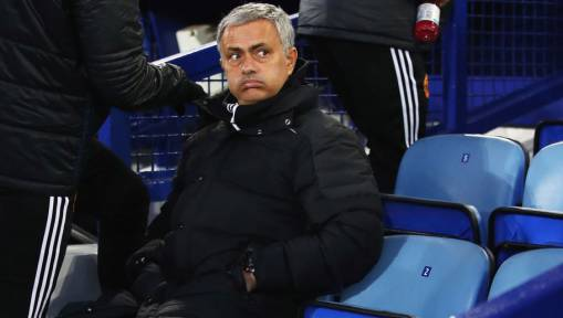 Jose Mourinho Claims 'the Best Team by Far' Were Denied Win at Everton