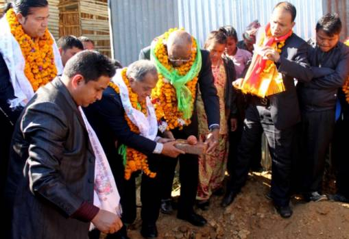 AFC exchanges landmark MOU to launch Nepal relief project