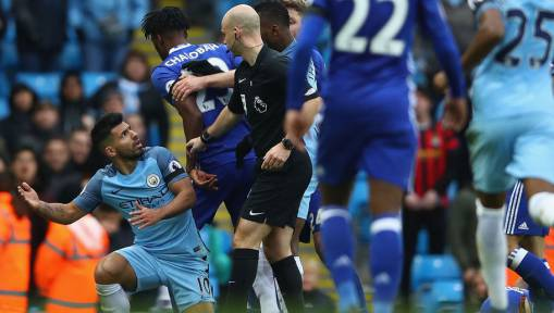 Chelsea's Gary Cahill Blames 'Frustration' for Sergio Aguero's 'Crazy' Horror Tackle