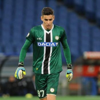 JUVENTUS - Almost done for young goalie MERET
