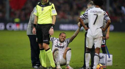 Juventus injury crisis testing Allegri's coaching ability