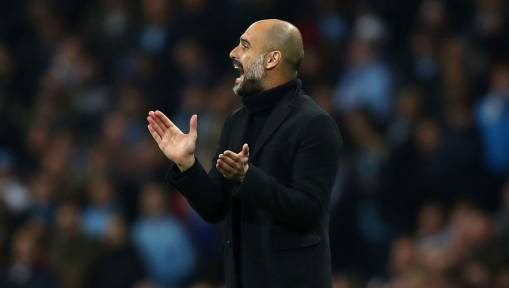 Manchester City Boss Pep Guardiola Delighted With His Players After 1-1 Draw Against a 'Good Team'