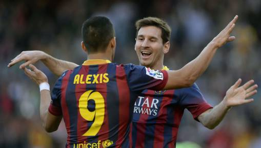 Arsenal's Alexis Sanchez Reveals the 3 Things He Learned From Former Barcelona Teammates