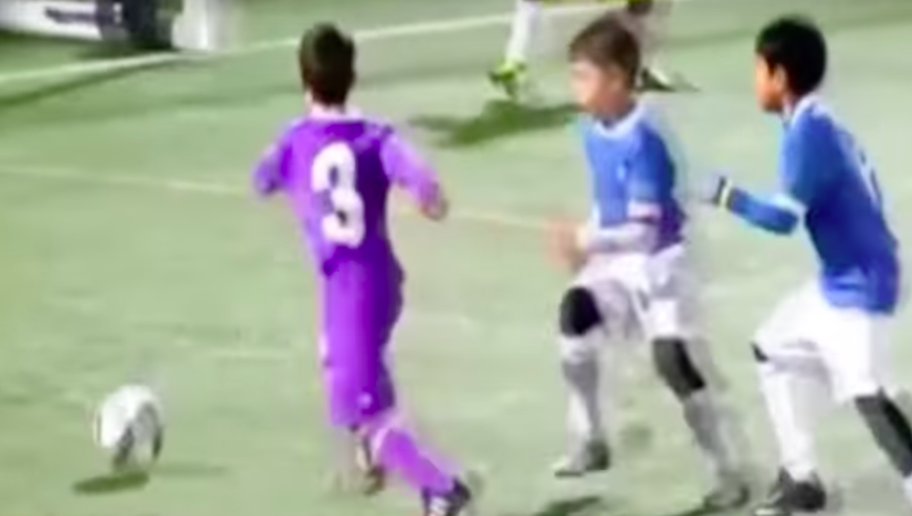 The Next Next Ronaldo: Real Madrid's Latest Wonderkid Is Just 7 Years Old