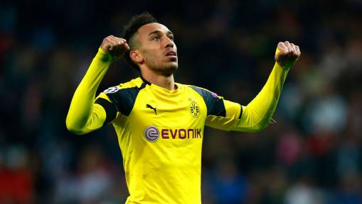 Pierre-Emerick Aubameyang Reiterates Desire to Join Real Madrid in the Future