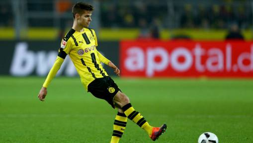 Dortmund Boss Thomas Tuchel Claims Young Star Is 'Not Ready' for Real Madrid Move