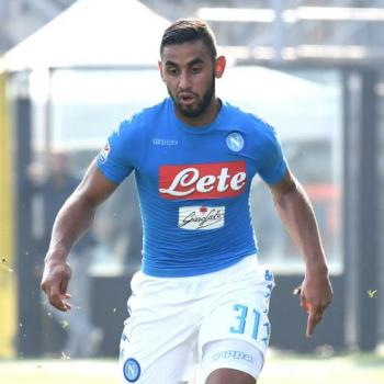 ATLETICO MADRID challenging Chelsea and PSG on GHOULAM